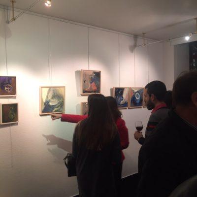 Exposition chez Blitz Artco