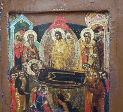 Icône orthodoxe