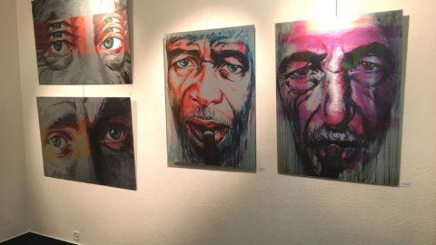 exposition portraits Geneve 2019 Miglena Savova Auclair