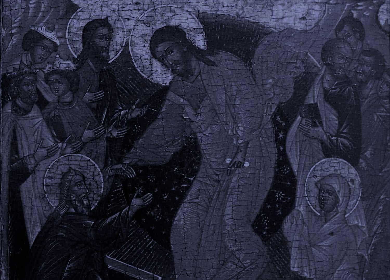 icone russe JESUS2